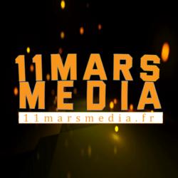 logo 11 mars media Guadeloupe